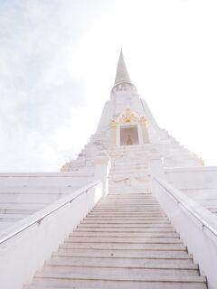 タイ&ドバイ&アブダビ2019夏_1<タイトランジットでアユタや遺跡と寺院めぐり>