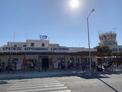 2019年 夏休み カタール航空ビジネスクラス(Qsuite)で行くサントリーニ島☆【帰国編①・サントリーニ島~アテネ~ドーハ】