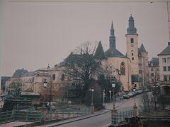 【ベネルクス】3/9作目 初めてのヨーロッパ一人旅 ゜*・高熱でフラつきながらルクセンブルク街歩き編・*゜