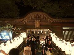 令和元年、千日詣りで愛宕山