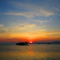 7年越しで叶った夢: 2日連続で島根の素晴らしい夕焼けを堪能! 2019年夏の帰省旅 Part II 宍道湖編