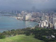 この歳で初めてのハワイ 「おまけ」で付いて行った4.1日間(3:超過密スケジュールツアー。朝から登山します。)