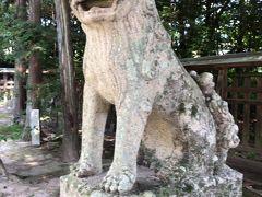 神宮・大社・宮・神社に参拝  国弊中社 速谷神社