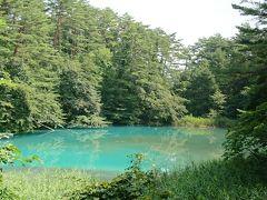 福島への日帰り旅行(五色沼と浄土平)