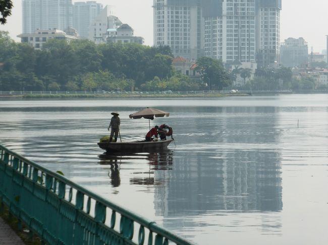 ハノイ市街地をぶらぶら01ホアロー収容所からタイ湖へ(親子旅第13弾ベトナム北部 06ハノイ)
