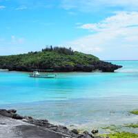 家族で与論島旅行〈8〉最終日にやっと見られた青空