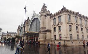 パリのゲストハウスを拠点にトゥ―ル、ポアティエ訪問