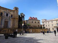 フェデリーコ2世紀行-7 パレルモ・国際都市のフェデちゃん