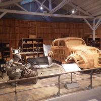 トヨタの元祖は織物機械 トヨタ産業技術記念館 名古屋観光1