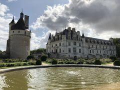 パリ母娘旅行②ロワール古城めぐり