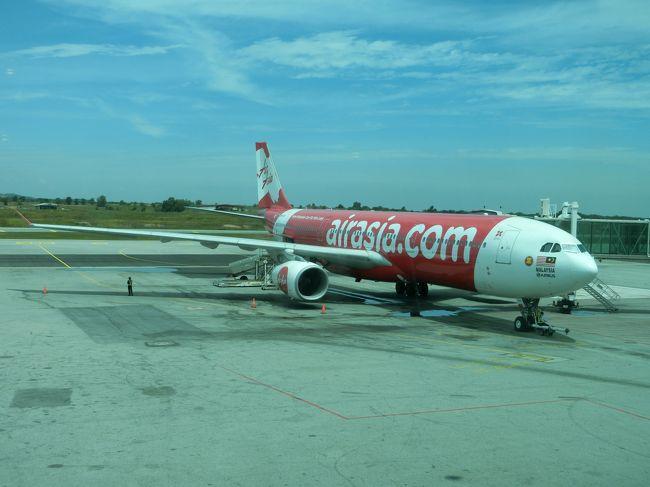 5回目のマレーシアは、クアラルンプールを拠点にマラッカ・プトラジャヤを回りました。羽田 23:45発 エアアジア。飛行機青年は、初めてのLCCに不満もありましたが、何ごとも経験が大切! 安・近・短 の旅を報告します。