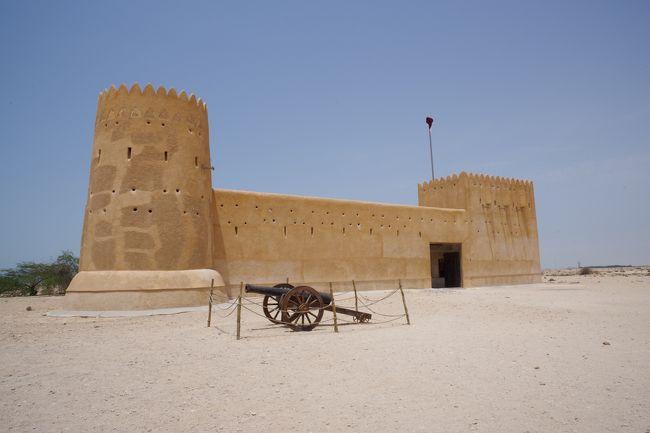2019年8月11日 イスラム教犠牲節休暇カタール旅行 アル=ズバラ考古遺跡篇
