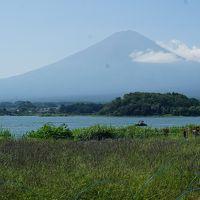 2019年8月富士山を巡る気ままな夫婦二人旅 2.甲府から富士五湖周遊バス旅