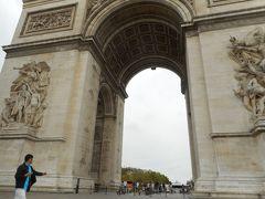 2019年08月 パリ旅行2 パリ市内観光 前半