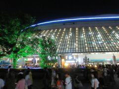 東京ドーム野球観戦と周辺歴史散歩