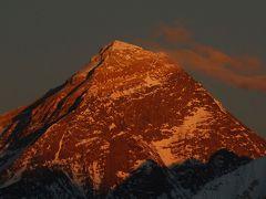 3度目のネパール 2010年11月 ゴーキョ・ピークを目指す モン・ラからルクラまで