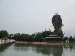 ミャンマー再訪の旅(2)ミヤワティ入国・パアン観光・ヤンゴンへ。
