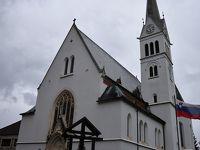 ブレッド湖 聖マルティネス教会