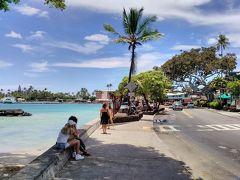 2019年サマーバケーションは9度目のハワイ島+初のマウイ島10日間(*^-^*)初日Part2~始まりはコナ~