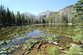 2019年 コロラド州 ③ロッキーマウンテン国立公園2日目 Emerald Lake TrailとAlberta Falls