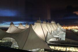 2019年 コロラド州⑬Westin Denver AirportとUAビジネスクラスで帰国編