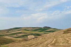魅惑のシチリア×プーリア♪ Vol.158 ☆トラーパニから美しい風景の中をサレーミへ♪