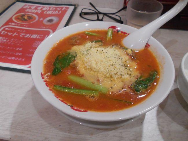 """B級ご当地グルメでも郷土料理でもありませんが、<br />地域の皆さんから愛される名物店の食レポシリーズです。<br />今回は、東京都の「よもだそば&ペリカンのロールパン&太陽のトマト麺&ら・ポリタン&幸寿司びっくり丼」をご紹介します。<br /><br />★""""ベタ""""な名物店めぐり&ローカルフードシリーズ<br /><br />イカ羊羹&ラッキーピエロのハンバーガー&ハセガワストアのやきとり弁当(北海道)<br />https://4travel.jp/travelogue/11473075<br />えびそば&鶏の半身揚げ&ぎょうざカレー&ソフトカツゲン&中華まんじゅう&ガラナ&べこ餅&やきそば弁当&ホンコン焼きそば&ダブルラーメン&ラブラブサンド<br />「一幻&小樽ニューなると&みよしの」(北海道)<br />https://4travel.jp/travelogue/11387500<br />まぐろが山盛り 「鶴亀屋食堂」(青森)<br />http://4travel.jp/travelogue/10922752<br />コッペパンの有名店「福田パン」(岩手)<br />https://4travel.jp/travelogue/11403902<br />高さ25cmのソフトクリーム「マルカンデパート大食堂」(岩手)<br />http://4travel.jp/travelogue/11095301<br />ほそやのサンド&半田屋&がんづき&ひょうたん揚げ&ずんだシェイク(宮城)<br />https://4travel.jp/travelogue/11512523<br />さんまの形のたい焼き 「さんまnaたい焼き」(宮城)<br />http://4travel.jp/travelogue/10874248<br />仙台限定メニュー 「天下一品明石台店&まるまつ大和店」(宮城)<br />http://4travel.jp/travelogue/11248634<br />さいちのおはぎ&日本一のナポリタン「さいち&Cafe HACHI」(宮城)<br />https://4travel.jp/travelogue/11346554<br />フラミンゴを見ながらカニピラフ&ラジウムたまご&酪王カフェオレ&ざくざく&ままどおる 「シーフードレストラン メヒコ 郡山フラミンゴ館」(福島)<br />https://4travel.jp/travelogue/11461096<br />にんにく・たまご入りラーメン&みそ煮込みうどん「にんたまラーメン&ばんどう太郎」(茨城)<br />https://4travel.jp/travelogue/11465076<br />天然かき氷 「松月氷室」(栃木)<br />http://4travel.jp/traveler/satorumo/album/10818606/<br />中華丼と固焼きそばの合盛り 「阿Q 西那須野店」(栃木)<br />http://4travel.jp/travelogue/11093935   <br />高崎パスタ&鳥めし 「シャンゴ&登利平」(群馬) <br />https://4travel.jp/travelogue/11468975<br />超太うどん&ピザ食べ放題&デカ盛りアイスティー「大木うどん<br />&ピッツァリア馬車道&珈琲茶館OB」(埼玉)<br />https://4travel.jp/travelogue/11350599<br />元巨人投手の店 「讃岐うどん 條辺」(埼玉)<br />http://4travel.jp/travelogue/10860967<br />ジャンボカレートースト&とり弁当&コッペパン「呂久呂&としまや<br />&カワシマパン」(千葉)<br />https://4travel.jp/travelogue/11466160<br />巨大唐揚げそば「弥生軒」(千葉)<br />http://4travel.jp/travelogue/11252498<br />よもだそば&ロールパン&太陽のトマト麺&ら・ポリタン&びっくり丼<br />「よもだそば&ペリカン&太陽のトマト麺&タンメンダイチョー&幸寿司」(東京)<br />https://4travel.jp/travelogue/11528533<br />ハチクマライス&丸産水産のおでん「神田鐡道倶楽部&丸健水産」(東京)<br />https://4travel.jp/travelogue/11384927<br />大判ちゃーしゅーめん&あやしいスペイン料理&富士山盛り&赤富士そば<br />「たけ虎"""