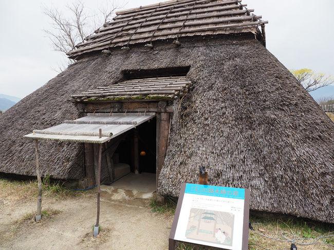 吉野ケ里駅で下車して、吉野ケ里遺跡と佐賀市内を観光しました