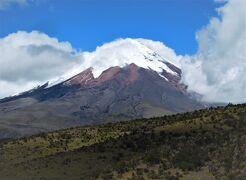 サン・ホセへの道 アンデスのふところ、「Volcano・COTOPAXI」をゆく 6