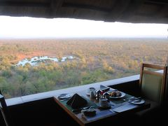 アフリカ南部へ。⑯ ジンバブエのビクトリアフォールズサファリロッジをチェックアウト!