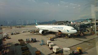 ワンワールド特典旅行 その7 香港から帰国