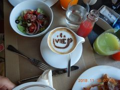 amazing THAILAND! (30)帰国日、バンコクでの最後の朝食・・・