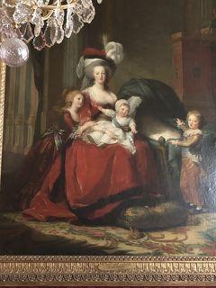 パリ母娘旅行④ルーブル美術館~ベルサイユ宮殿~カフェ