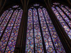 パリ母娘旅行⑤奇跡のメダイ教会、ボンマルシェ、サントシャペル、シャンゼリゼ、凱旋門、エッフェル塔