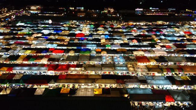 2019年8月ヤンゴン・バンコク・クアラルンプール3都市1人旅(バンコク編)