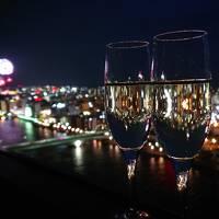 2019年8月旅 夏の会津と新潟花火の旅(2〜3日目:新潟編〜ホテルの部屋から花火鑑賞〜)