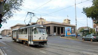 2019AUG 夏休み東欧鉄旅Vol.2 ルーマニア=ブカレスト観光&寝台列車 Bound For Chisinau