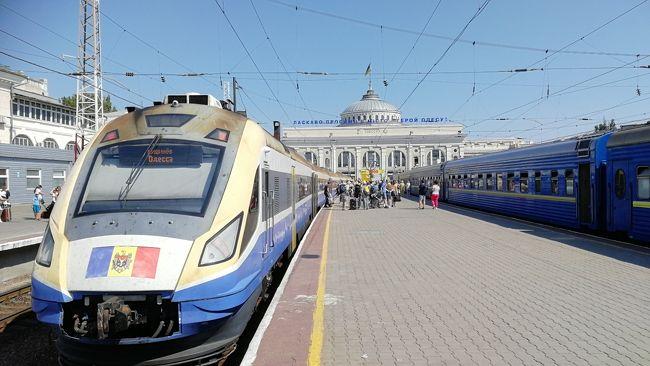 2019AUG 夏休み東欧鉄旅Vol.3 モルドバ=キシナウ+沿ドニ観光&国際列車 Bound For Odessa