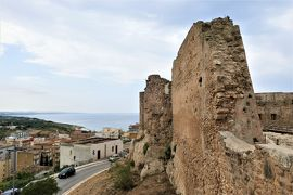 魅惑のシチリア×プーリア♪ Vol.174 ☆シャッカ:ルーナ城(月の城)からパノラマ♪