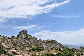 魅惑のシチリア×プーリア♪ Vol.177 ☆カルタベッロッタ:シチリアにもあった絶景の岩山と美しき村♪