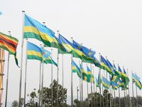 159. 弾丸アフリカ縦断政策 Day 2 アフリカで最も清潔感溢れる国 ルワンダ