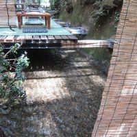 夏の京都 貴船神社&川床ランチ
