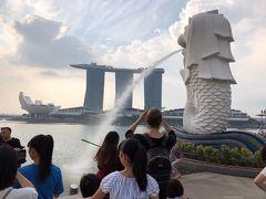2019夏休み 家族で行く初めてのシンガポール① マリーナベイサンズで過ごすナショナルデー