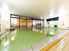 夏の青森でまちなか温泉&1人1泊2100円(朝食バイキング付き)のアルファホテルに泊まる。