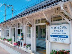 2019・盛岡&奥中山高原・朝市とさんさ踊り鑑賞、いわて銀河鉄道線の電車旅