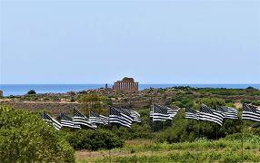 魅惑のシチリア×プーリア♪ Vol.180 ☆セリヌンテ:古代ギリシア遺跡 E神殿と周囲のパノラマ♪