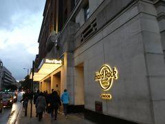 ハードロックホテル ロンドン