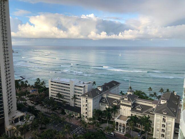 JALのマイルを使って初めてハワイへ行ってきました!<br />さすが日本人がよく行くだけあってリピーターになる気持ちがわかりました(*´∀`*)<br />4泊はあっという間だったけどとても楽しかった♪<br />帰ってすぐまた行きたい病になっちゃっいますね。<br /><br />今回の旅行は4泊6日の旅。<br />日程:2019年7月1日~7月6日<br />ホテル:シェラトン・プリンセス・カイウラニ<br /><br /><br />ブログを始めました。<br />https://www.wisteria.fun<br />カテゴリー→海外旅行→ハワイからもご覧いただけます。