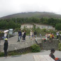 2019年8月富士山を巡る気ままな夫婦二人旅 3.富士山五合目から東京、横浜のショートトリップ
