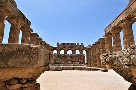 魅惑のシチリア×プーリア♪ Vol.182 ☆セリヌンテ:古代ギリシア遺跡 E神殿から神々の声が囁く♪